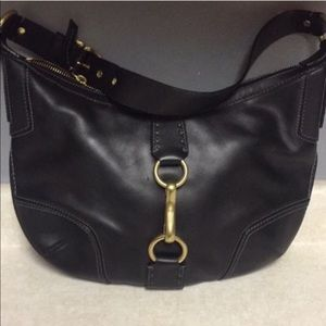 Coach Hobo Hampton shoulder purse